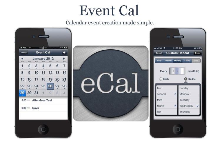 Event Cal